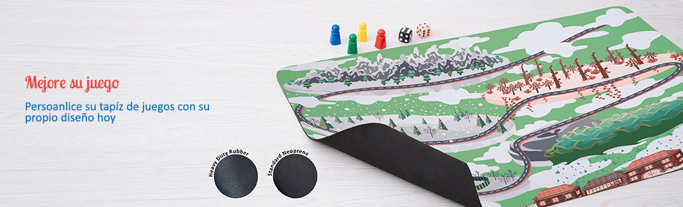 Personalizar tapices de juego