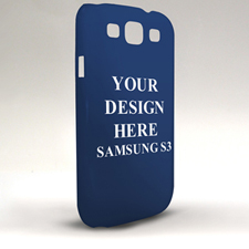 Personalized Design 3D Samsung Galaxy S3 Slim Case