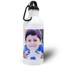 Botella de agua personalizada con galería de fotos