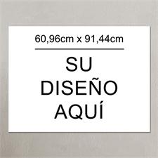 Impresión de un póster de fotos extra grande 60.96 cm x 91.44 cm horizontal
