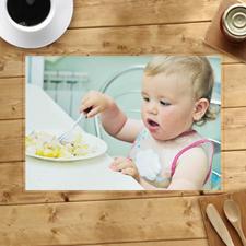 Alfombrillas personalizadas para la cena de los niños