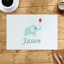 Alfombrillas de elefante personalizadas