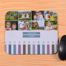 Create Your Own Back To School Mouse Pad