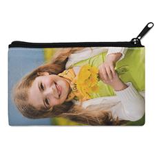 Bolsa cosmética personalizada con collage de fotografías 10.1x17.7