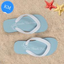 Sandalias personalizadas diseño