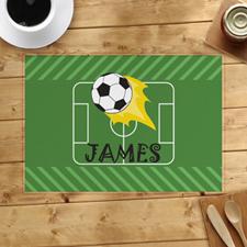 Alfombrilla personalizada de fútbol