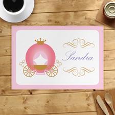 Alfombrilla personalizada de la princesa