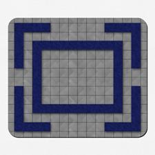 Diseño personalizado  23.88 X 35.56 cm Tapete de juego