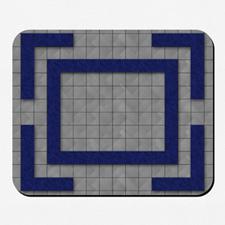 Diseño personalizado 28.96 cm X 23.88 cm Tapete de juego