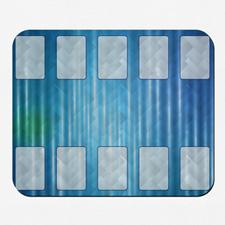 Ilustración personalizada 28.96 cm X 23.88 cm Tapete de juego