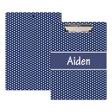 Portapapeles personalizado con diseño