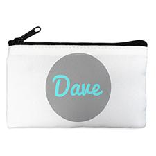 Bolsa cosmética personalizada con monograma