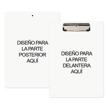 Portapapeles con impresión completa personalizada