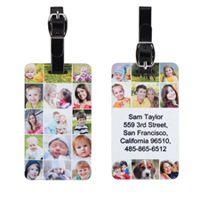 Instagram Personalized Luggage Tag