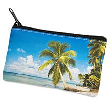 Bolsa cosmética con fotografía personalizada 8.89x15.24