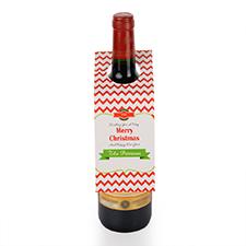 Etiqueta de vino personalizada