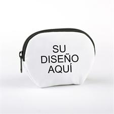 Bolsa cosmética personalizada a todo color con cremallera 12.7x10.1 (1 imagen)