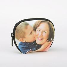 Bolsa cosmética personalizada con fotografía 12.7x10.1