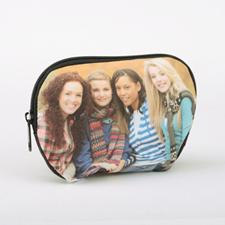 Bolsa cosmética personalizada con fotografía (15.2x11.4)