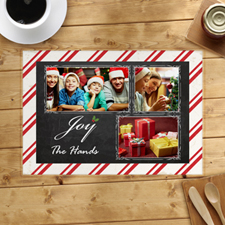 Alegría Personalized Photo Placemat