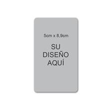 Impresión personalizada 2 X 3.5 Imán de tarjeta retrato