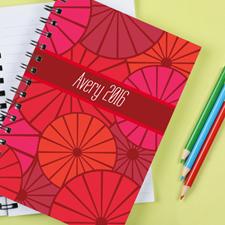 Fan Personalized Notebook