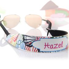 Conchas multicolores personalizados Correa para gafas de sol