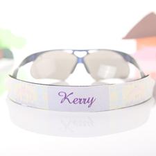 Correa para gafas de sol de diseño griego pastel personalizado