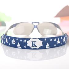 Correa para gafas de sol personalizados del viaje naval