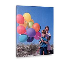 40.64x50.8 Lienzo impreso con fotografía