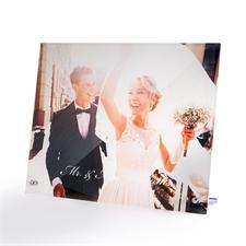 Marco personalizado parao fotografía horizontal de 25.4 x 20.3 cm