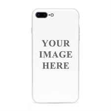Personalized Photo Phone Case with Clear Liner for iPhone 7 Plus / 8+ Plus