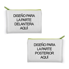 Bolsa cosmética de neopreno de diseño personalizado 15.2x22.8 (diferentes imágenes)