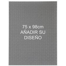 Rompecabezas personalizado con fotografía vertical 74.9x97.7 cm 2000 piezas