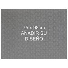 Rompecabezas personalizado con fotografía horizontal 74.9x97.7 cm 2000 piezas