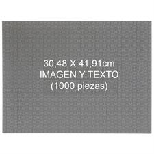 Rompecabezas personalizado de 1000 piezas 30.48 cm x 41.91 cm - Paisaje