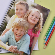 Create Your Own Full Photo Notebook