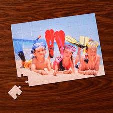 Personalizado 30.48 cm x 41.91 cm Personalizado Photo Jigsaw rompecabezas Photo Puzzle