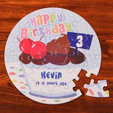 Birthday Boy 72 Or 26 Piece