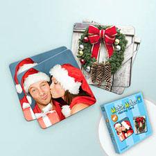 Personalizar el juego de memoria con fotografías correspondientes, Navidad y feriados