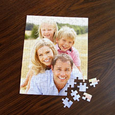 Portrait Photo 12 or 50 or 100 Piece Puzzle