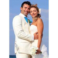 Tarjeta animada personalizable para bodas y aniversarios. Foto completa, posición vertical