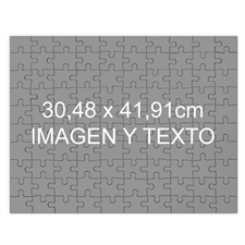 Personalizado Magnetic 30.48 cm x 41.91 cm Personalizado Photo Jigsaw rompecabezas Photo Puzzle