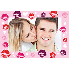 Día de la Madre Personalizar tarjeta de fotos 3D
