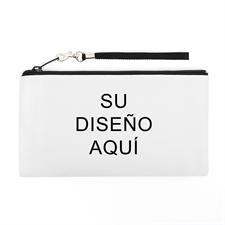 Bolsa de mano personalizada con  color completo (imagen distinta de cada lado), 13.9x25.4