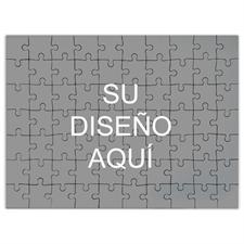 45.72 cm x 60.69 cm Imprima su diseño en un rompecabezas de 70 o 252 o 500 piezas