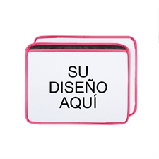 Funda acolchada personalizada Premium Ultra-Plush para iPad (apaisado)