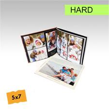 Crea tu Foto-libro de tapa dura personalizado de 12.70 cm x 17.78 cm
