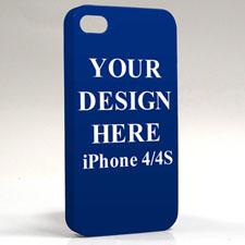 Personalized Design 3D iPhone 4/4S Slim Case