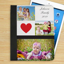 Personalized I Heart You Personalized Folio Case